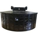 EXTREME SIXTY-EIGHT-210 EFFETTO LUCE LED DOPPIO DERBY 2X10W RGBW 6X10-FINESTRE DMX 7 CANALI EFFETTI