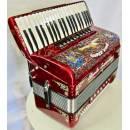 Paolo Soprani SUPER KING 41/120/4 cassotto NUOVO ACCORDION FISARMONICHE Fisarmonica GARANZIA 5 ANNI