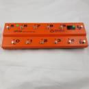 ADVANCE - OP 128 MIDI CONTROLLER PEDALBOARD .