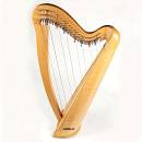 Halifax 2782 Celtic Harp 27 Strings w/Bag - Spedizione Inclusa