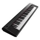 Piano Digitale Yamaha NP12 Piaggero - 61 tasti dinamici Nero