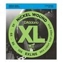Daddario - EXL165 Nickel Wound Bass Custom Light 45-105 Long Scale