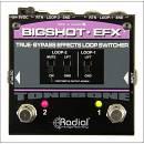 Radial Big Shot EFX REV2 - Effects Loop Switcher