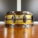 "LUDWIG RAW BRASS PHONIC 14""X5"" 