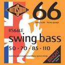Rotosound RS66LE Swing Bass 50-110 - Muta di Corde per Basso