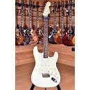 Fender Custom Shop Stratocaster '63 NOS Olympic White Masterbuilt Paul Waller