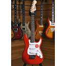 Squier (by Fender) Affinity Mini Stratocaster Rosewood Fingerboard v2 Torino Red