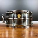 "LUDWIG ""THE CHIEF"" TITANIUM 14""X6.5"" + CASE 