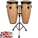 PERCUSSIONI CONGAS TYCOON STC-1-B-N-D