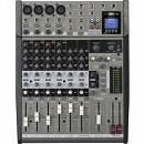 PHONIC mod.AM 1204 FX RW mixer audio a 8 canali con effetti, player digitale, registratore digitale