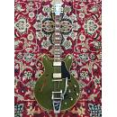 Gibson Memphis 1964 Reissue ES-345 Varitone Bigsby VOS - Limited Run Olive Green