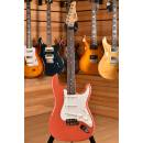Suhr Classic Pro SSS Rosewood Fingerboard Fiesta Red