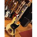 Fender Jazz Bass Vintage 1977 Olympic White MN