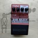 Digitech Bass Squeeze EFFETTO PER BASSO -Usato in garanzia-