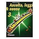 ASCOLTA LEGGI E SUONA VOL 3 FLAUTO TRAVERSO+CD