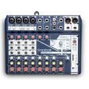 SOUNDCRAFT NOTEPAD 12FX MIXER ANALOGICO USB 12 CANALI CON EFFETTI VOCE
