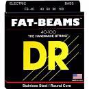CORDE PER BASSO DR STRINGS FAT-BEAMS FB-40