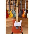 Fender Vintera '50s Telecaster Maple Neck Fiesta Red