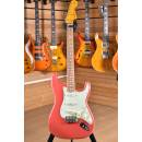 Fender Mexico '60s Stratocaster Lacquer Fiesta Red