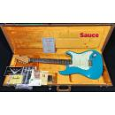 Fender Custom Shop Stratocaster 60 Relic Taos Turquoise 2012 Rare Color Used Perfect Condition