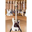Fender American Standard Precision Bass 2012 Maple Fingerboard Olympic White