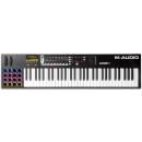 M-AUDIO CODE61 BLACK CONTROLLER MASTER KEYBOARD 61 TASTI SEMI PESATI MIDI USB CON PAD X/Y COLORE NER
