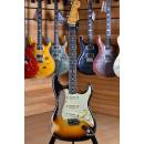 Fender Custom Shop Stratocaster '62 Heavy Relic 3 Color Sunburst Masterbuilt John Cruz