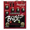 DISTORSORE a 2 CANALI Radial BONES LONDON DISTORTION ex- demo AFFARE !!