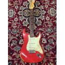 Fender Custom Shop Stratocaster '60 Reissue Relic JC - 2001 - Fiesta Red