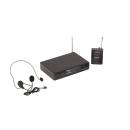 Soundsation - WF-V11PC Radiomicrofono VHF Bodypack + Headset 205.75MHz