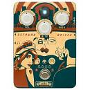 Orange GETAWAY DRIVER Pedale Effetto Overdrive.