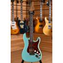 Suhr Custom Limited Edition Classic S Roasted Rosewood HSS Seafoam Green