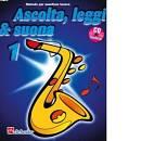 ASCOLTA LEGGI E SUONA VOL 1 SAX TENORE+CD
