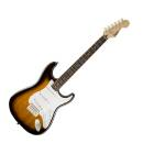 CHITARRA ELETTRICA SQUIER Bullet Stratocaster Laurel Fingerboard Brown Sunburst