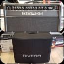 Rivera - Amplicatore valvolare Rivera Quiana Studio con custodia usato condizioni eccellenti