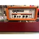 Orange Or 120 Testata Valvolare Primi Anni 70