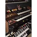 """Organo """"CRB ELETTRONICA ANCONA"""" Mod. Diamond 33 Combo (doppia-tastiera)"""