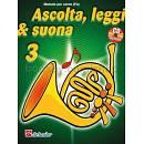 ASCOLTA LEGGI E SUONA VOL 3 CORNO + CD