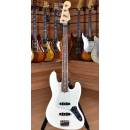 Fender American Professional 2017 Jazz Bass Rosewood Fingerboard Olympic White