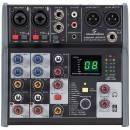 SOUNDSATION MIOMIX 204FX Mixer a 6 Canali con Multi-Effetto Digitale