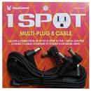 Visual Sound MC8 multi plug per 8 pedali
