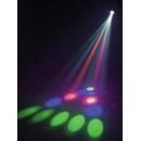 FUTURELIGHT TESTA MOBILE DJ-LED HEAD SPOT RGB 37X0,5W