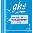 GHS - 800 Precision Flatwound 11/46 Extra Light muta per chitarra elettrica