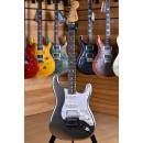 Fender Mexico Standard Stratocaster HSS Floyd Rose Rosewood Fingerboard Silver with Seymour Duncan S