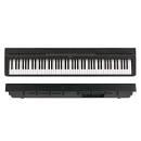 Yamaha P 35 PIANOFORTE DIGITALE 88 TASTI PESATI NERO