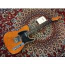 RARO Guitars Icona T Metal Flake - Fender Telecaster Style + case rigido