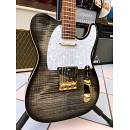 Suhr Classic T DELUXE LIMITED SS TCB-trans Charcoal Burst