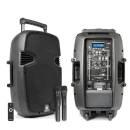 CASSA ATTIVA BST VONYX SPJ PA912 Portable Sound System
