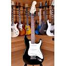 Squier (by Fender) Affinity Mini Stratocaster Rosewood Fingerboard Black