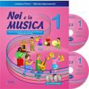 Spaccazocchi M. Noi e la Musica vol. 1 (per l¿Insegnante)